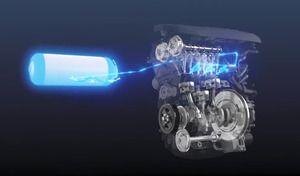 Toyota et son moteur à piston qui brûle de l'hydrogène