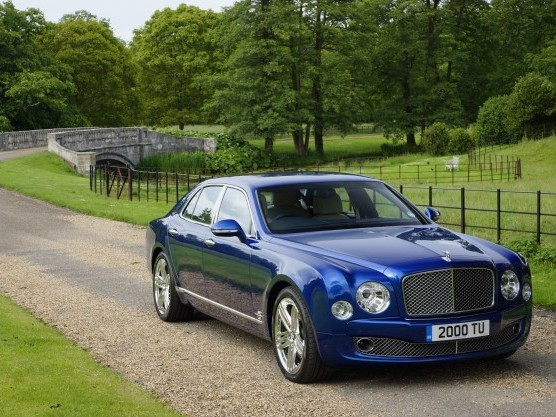 Bentley: diesel et abandon du V8 6,75 l en perspective...