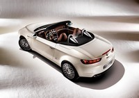 Salon de Francfort : Alfa Romeo Unica – personnalisation