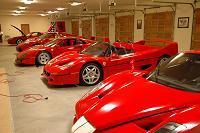 Un garage de 3 178 ch !!!