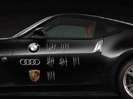 Pub : Nissan s'amuse, Porsche montre les dents