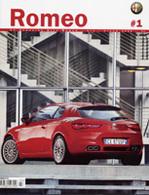 Romeo: le magazine réservé aux propriétaires d'Alfa