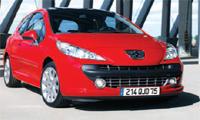 Rappel: au tour de la Peugeot 207