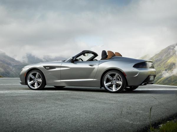 BMW Zagato Roadster : deuxième acte confirmé