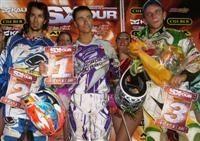 SX Tour 2010 : Charles Lefrançois remporte l'épreuve à la Bosse