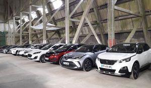 La forte progression des hybrides en Europe