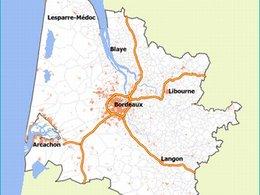 Bus / département de la Gironde : extension de la ligne Mios-Andernos