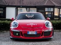 Photos du jour : Porsche 911 991 GT3 (Rallye de Paris)