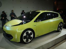 Le Concept hybride Toyota FT-CH va débarquer à Paris !