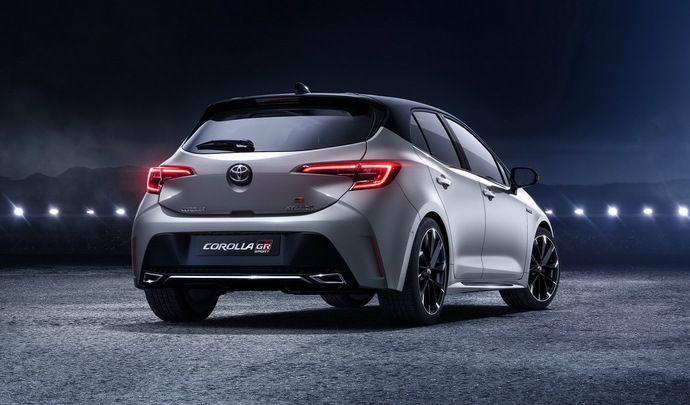 Toyota pourrait préparer une Corolla GR