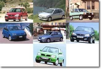 16 petites autos à boîte automatique :la ville zen