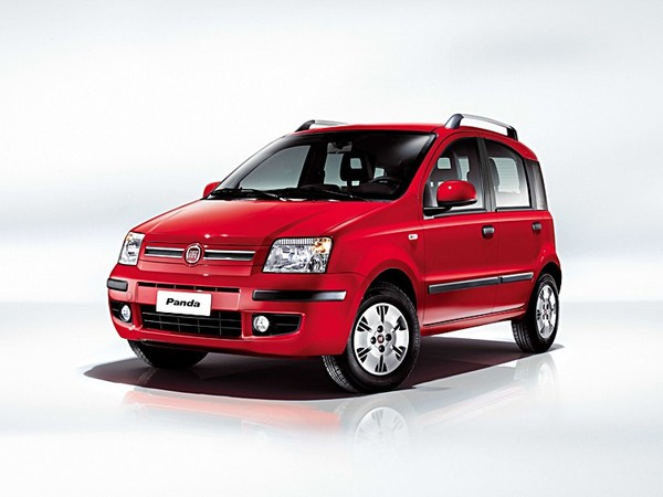 nouvelle fiat panda anniversary 30 ans a se f te. Black Bedroom Furniture Sets. Home Design Ideas