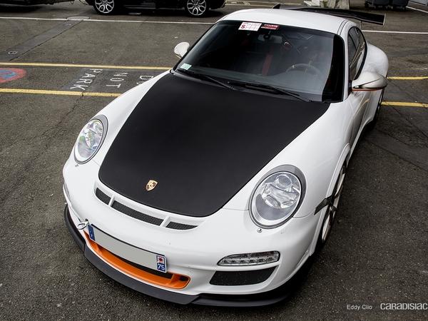 Photos du jour : Porsche 911 997 GT3 RS Ph.2 (Exclusive Drive)