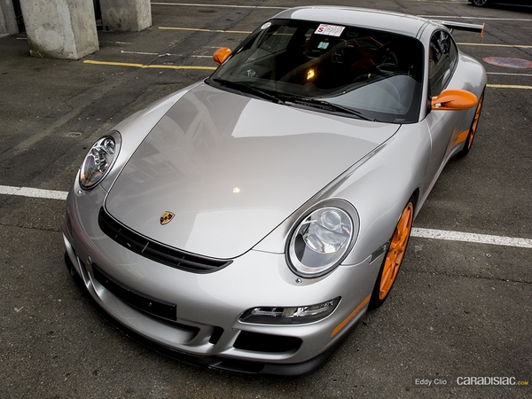 Photos du jour : Porsche 911 997 GT3 RS (Exclusive Drive)