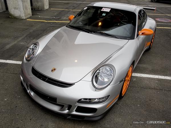 Photos du jour : Porsche 911 997 GT3 RS (Exclusive Drive)