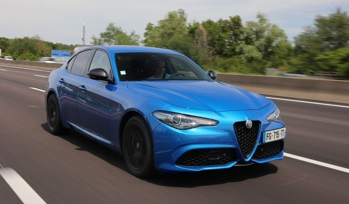 Alfa Romeo : fin de partie pour la plateforme de la Giulia