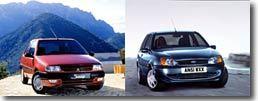 Citroën Saxo contre Fiesta :duel inégal ?