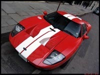 La photo du jour : Ford GT