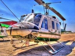 Pour éviter les embouteillages, rien ne vaut l'hélicoptère
