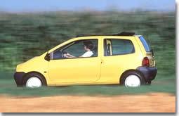 Renault Twingo: mignonne et futée !
