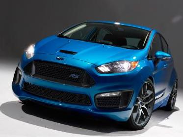 Future Ford Fiesta RS: 230 ch