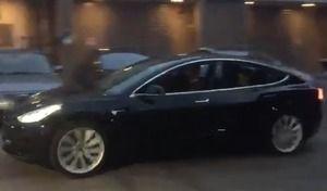 Tesla : la Model 3 est enfin prête