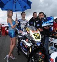 Superbike - Silverstone: Sylvain n'a pas pu aider Leon