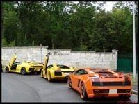 La photo du jour : Lamborghini Affolter