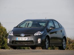 La Toyota Prius toujours en tête des meilleures ventes au Japon !