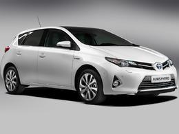 Mondial Paris 2012 : nouvelle Toyota Auris