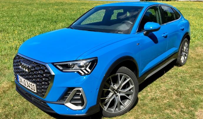 Prise en mains - Audi Q3 Sportback : SUV profilé