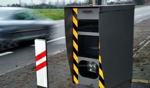 PV envoyés aux conducteurs étrangers: nouvel accord avec la Hongrie et la Slovaquie