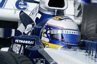 GP d'Italie : Williams Toyota