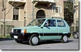 Fiat Panda : la