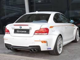 G Power s'attaque à la BMW Serie 1 M Coupé