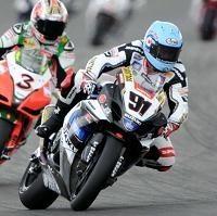 Superbike - Silverstone: Haslam résiste du mieux qu'il peut