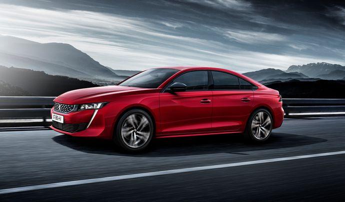 Le patron de Peugeot confiant dans la réussite de la nouvelle 508