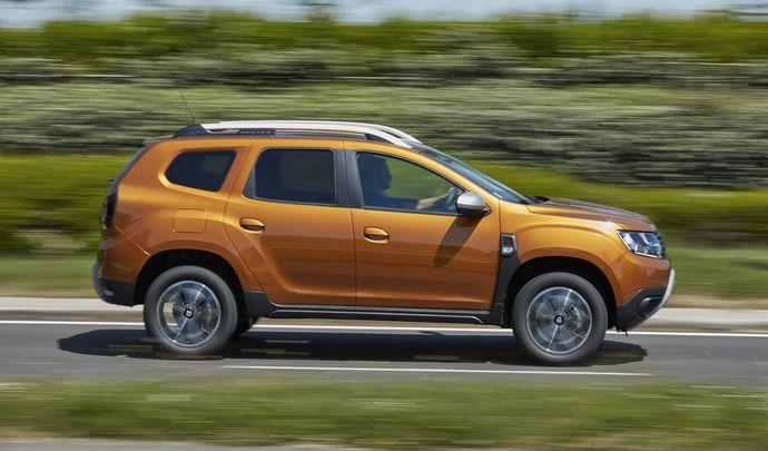 Est-ce qu'une Dacia atteint 180km/h?