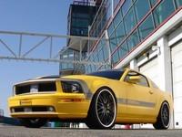 Mustang Cesam/Parotech : de nouvelles photos..