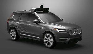 Voiture autonome: Uber suspend ses essais après un accident