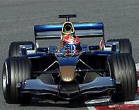La Scuderia Toro Rosso en piste à Jerez