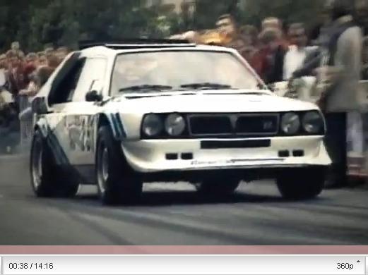 Lancia Delta S4 : du Groupe B à la course de côte