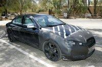 Future Jaguar XF-R : la version musclée pour bientôt !