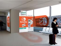 Un accueil RoissyBus à l'aéroport Charles-de-Gaulle modernisé