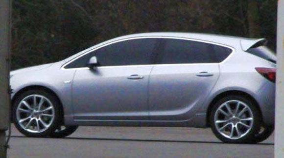 Future Opel Astra : ça se précise