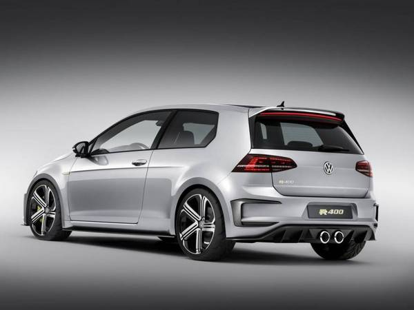 La Volkswagen Golf R400 confirmée avec plus de 400 ch