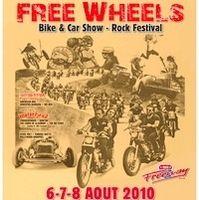 Le Free Wheels nouveau est arrivé : tous à Courpière (63) ce week-end (6, 7, et 8 aout)…