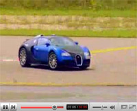 Vidéo: Tiff visite la Veyron