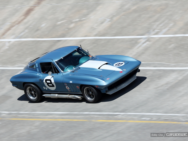 Photos du jour : Chevrolet Corvette C2