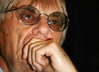 Bernie Ecclestone, nouveau patron du circuit de Spa Francorchamps